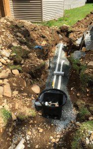 septic build